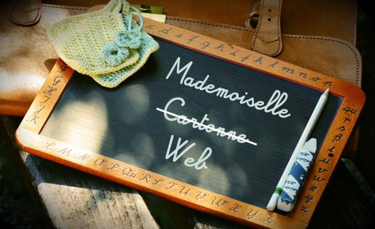 de MademoiselleCartonne à Mademoiselle WEb